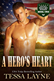 A Hero's Heart: Resolution Ranch (Flint Hills Military Heroes Book 2)