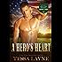 A Hero's Heart: Resolution Ranch (Flint Hills Military Heroes Book 2)