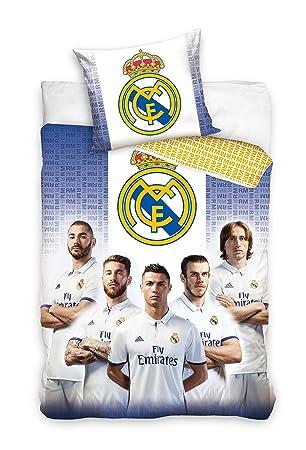 Real Madrid Fussball Bettwasche Bed Linen Football Ronaldo