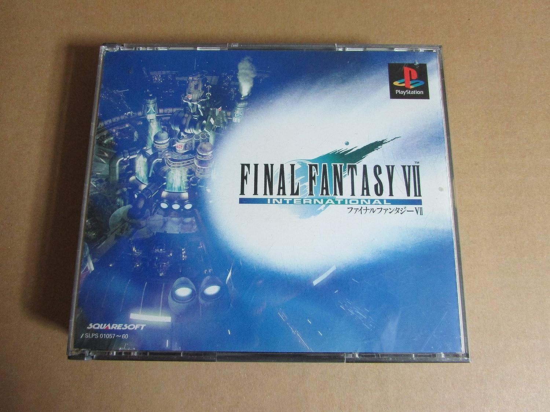 Final Fantasy VII International: Amazon.es: Videojuegos
