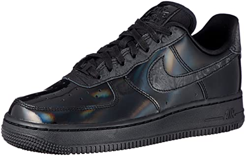 | Nike Women's WMNS Air Force 1 07 LX, Black