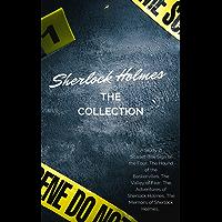 The Complete Sherlock Holmes (Knickerbocker Classics) (English Edition)