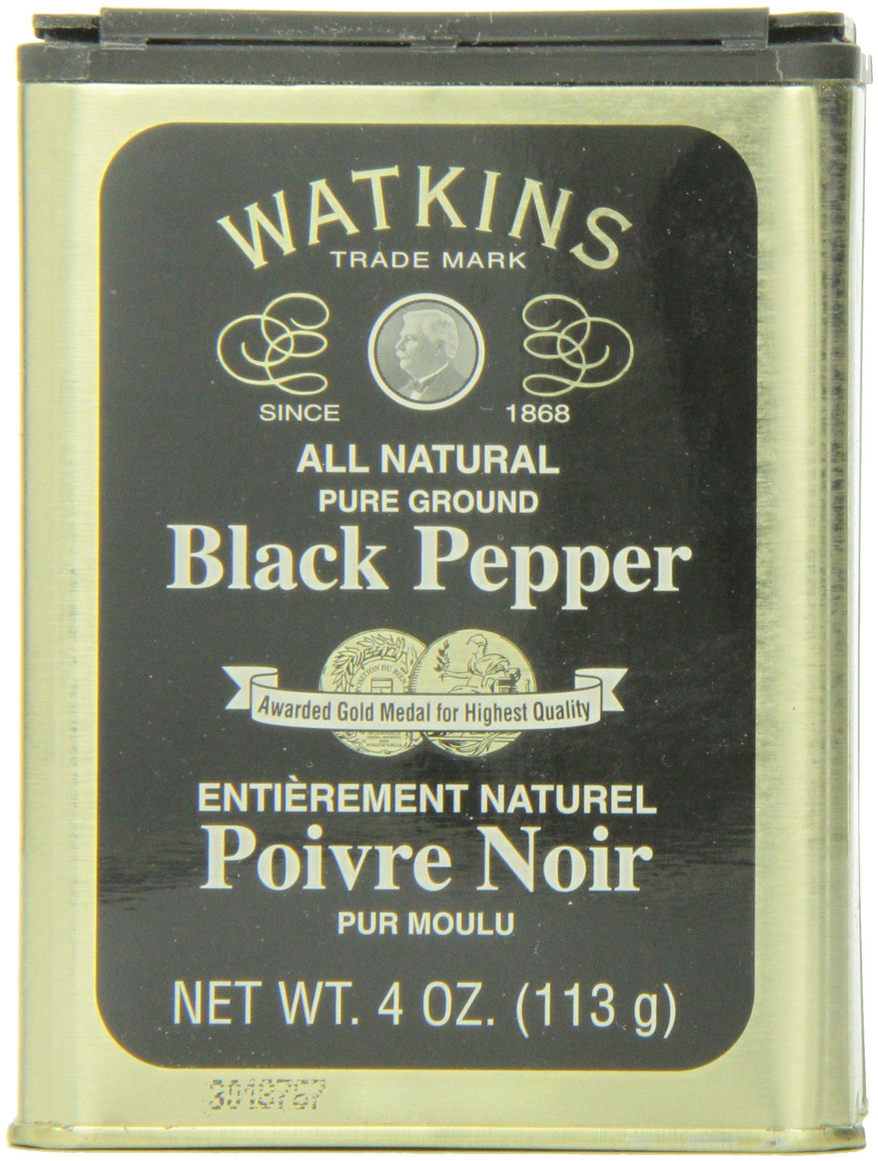 Watkins Ground Black Pepper ( 4oz ) by J.R. Watkins (Image #3)