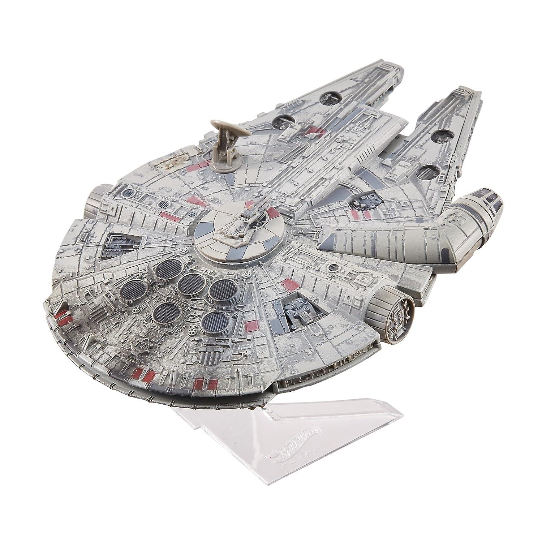 Hot Wheels Elite Star Wars Episodio VI Il Ritorno dello Jedi Millennium Falcon Starship Die-Cast Veicolo