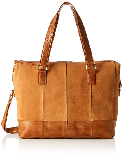 PIECES Pcbaya Suede Daily Bag Borse a tracolla Donna