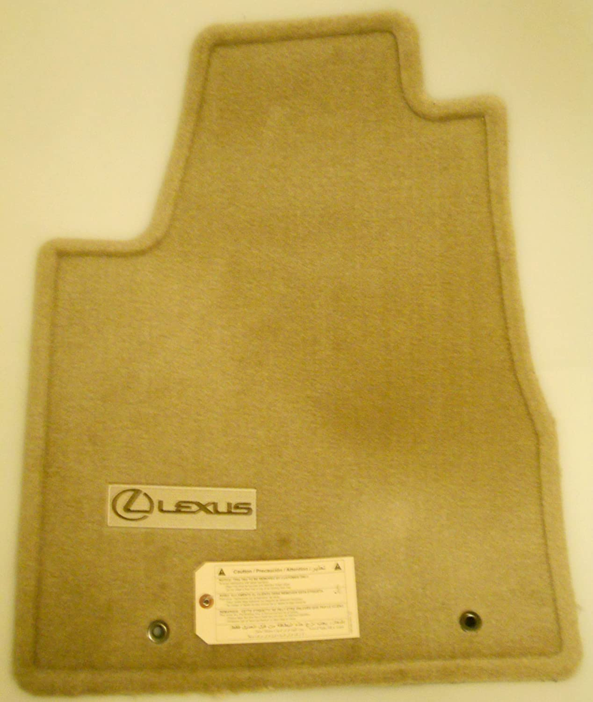 Rubber floor mats lexus rx330 - Amazon Com 2004 To 2009 Lexus Rx330 Rx350 Carpeted Floor Mats Factory Oem Ivory Beige Automotive