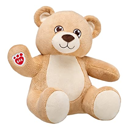 7c789ac9474 Image Unavailable. Image not available for. Color  Build A Bear Workshop Velvet  Hugs Teddy