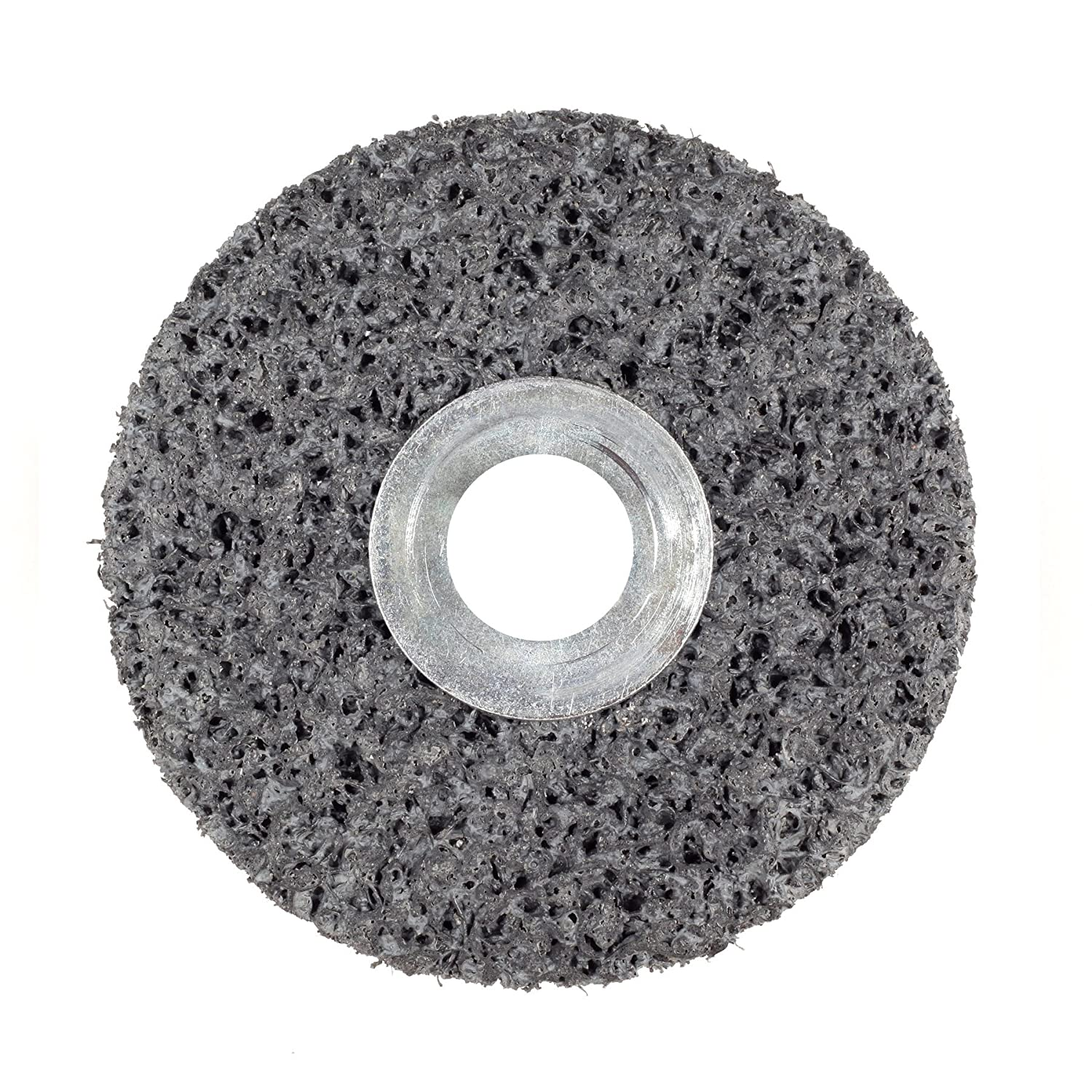 35100 rpm 1 Diameter x 1 Width TM Silicon Carbide 3M CS-UW 3//16 Arbor 7S Extra Coarse Grit Scotch-Brite Clean and Strip Unitized Wheel Pack of 50