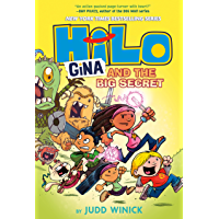 Hilo Book 8: Gina and the Big Secret