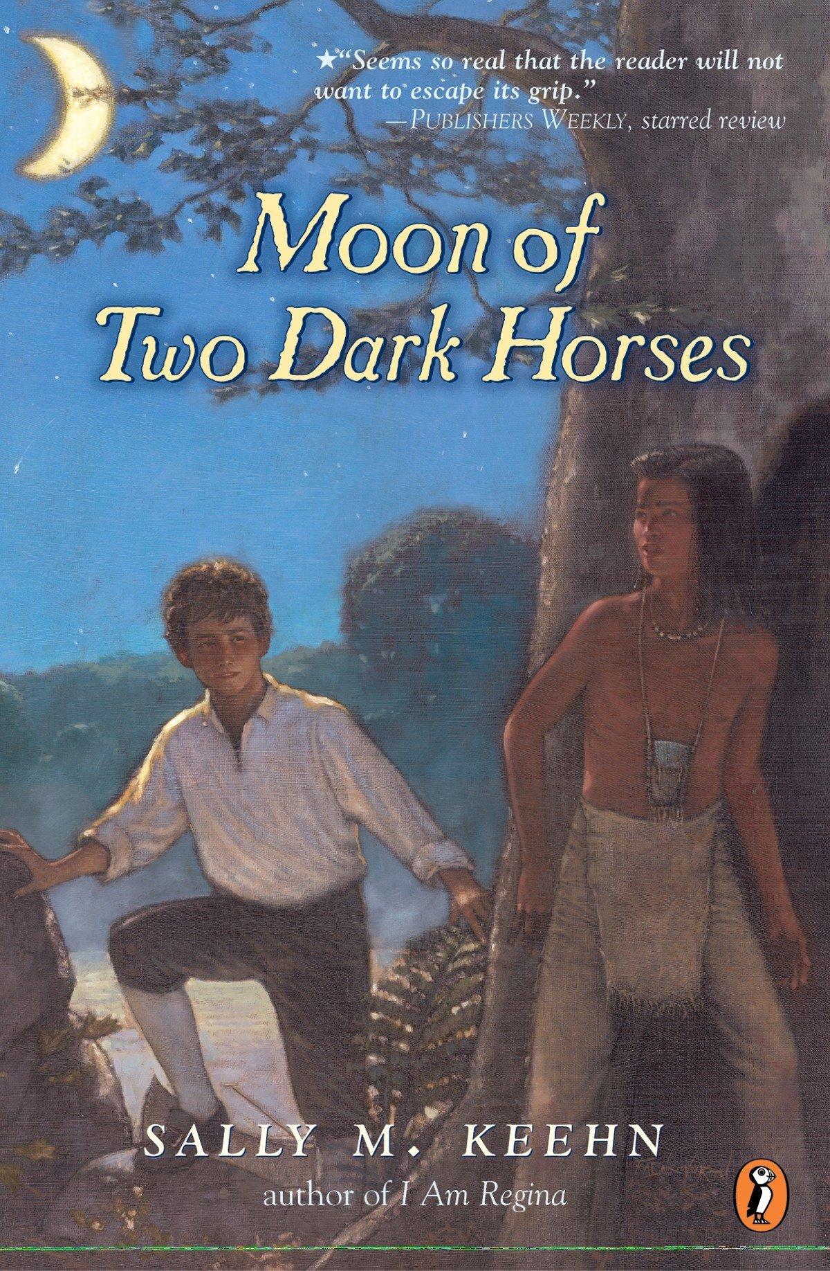 Moon of Two Dark Horses PDF