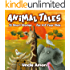 Animal Tales: 25 Cute Short Stories for Kids 4-8 Years Old