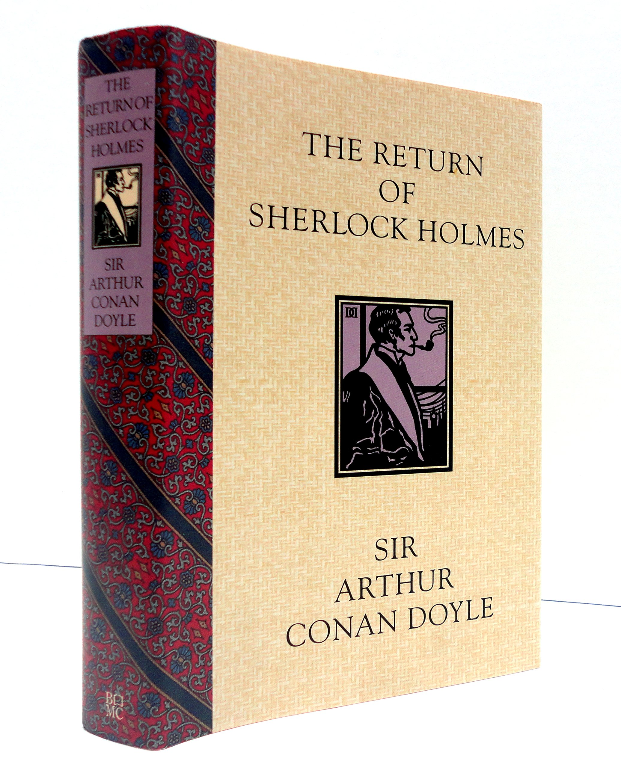 The Return of Sherlock Holmes, Sir Arthur Conan Doyle