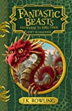 Fantastic Beasts and Where to Find Them: Hogwarts Library Book