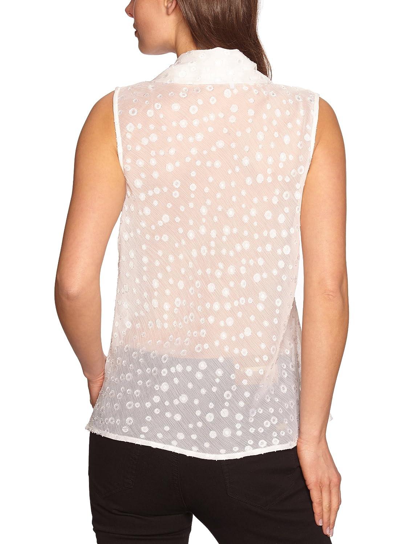 Manoukian - Blusa para Mujer, Talla 38, Color Verde (Moos): Amazon ...