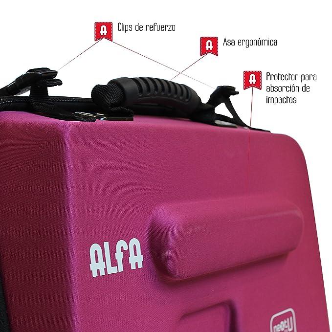 Amazon.com: ALFA tampon couvercle Violet