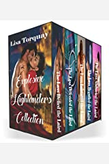 Explosive Highlanders Collection Kindle Edition