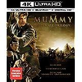 The Mummy Ultimate Trilogy [4K + Blu-ray] (Sous-titres français)