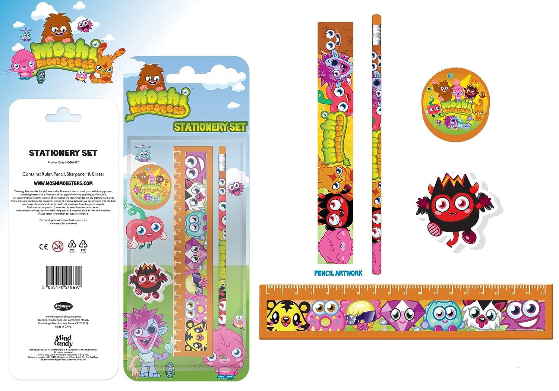 Moshi Monsters - Kit de Dibujo: Amazon.es: Juguetes y juegos