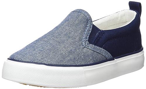 Zippy Plimsolls, Alpargatas para Niños, Azul (Chambray), 37 EU: Amazon.es: Zapatos y complementos