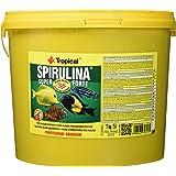 Tropical Super spiru Lina Forte Copo Forro con 36% spiru Lina (plat Ensis Porcentaje), 1er Pack (1x 5l)