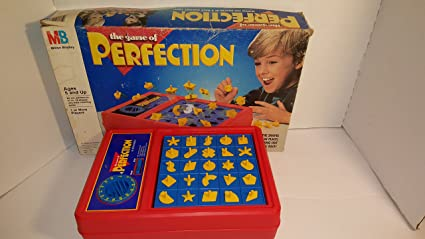 Image result for perfection game""