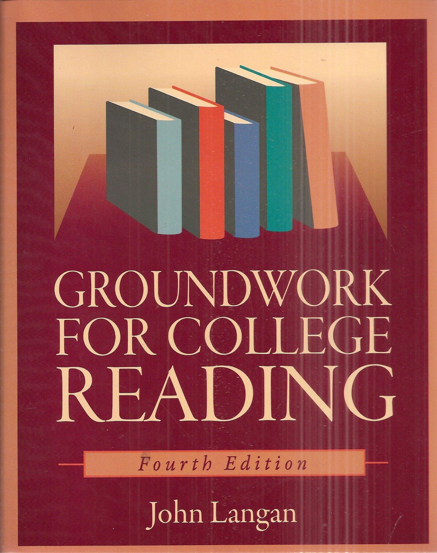 Groundwork College Reading John Langan product image