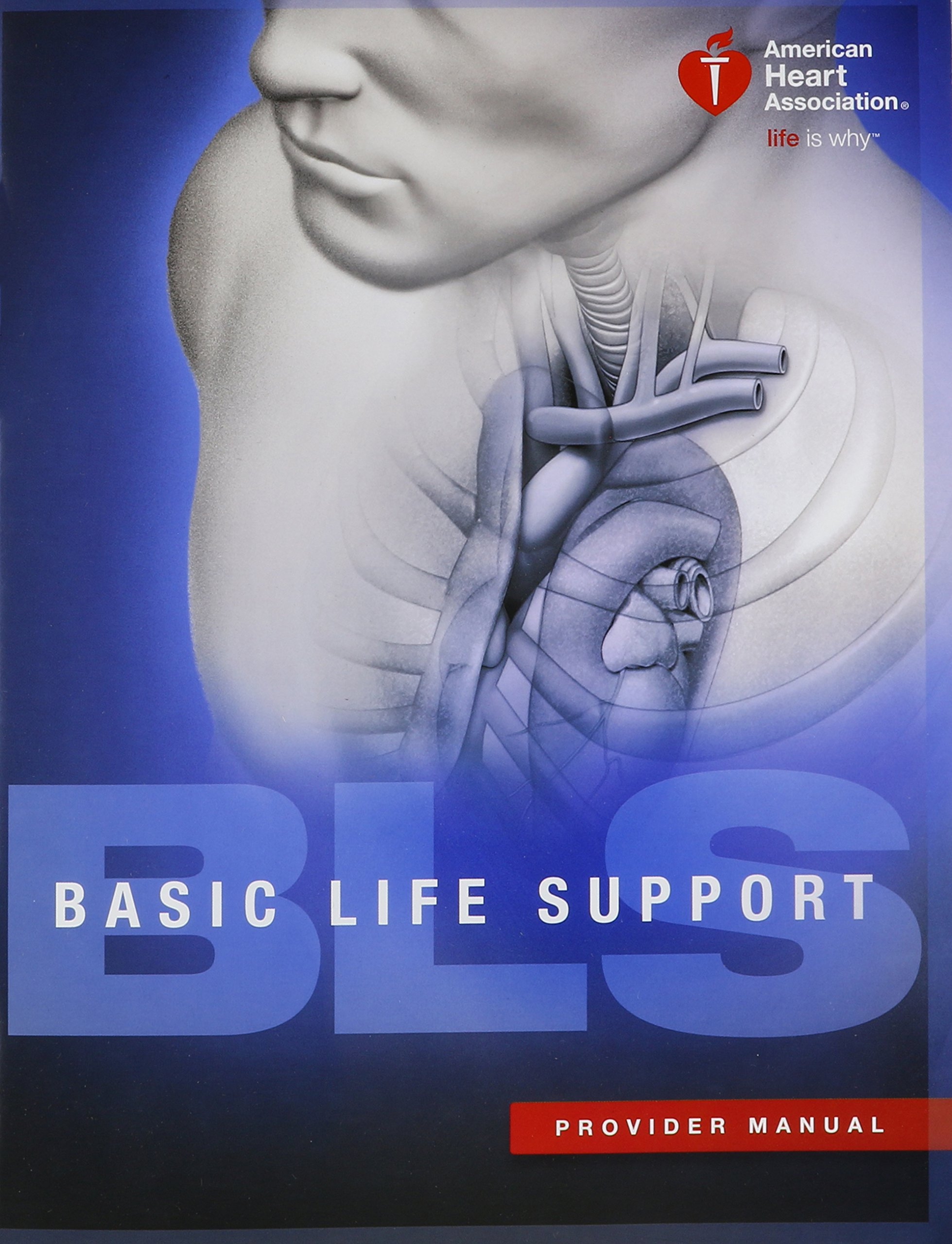 Bls Basic Life Support Provider Manual American Heart Association