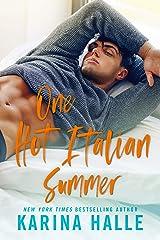 One Hot Italian Summer: A Single Dad Romance Kindle Edition