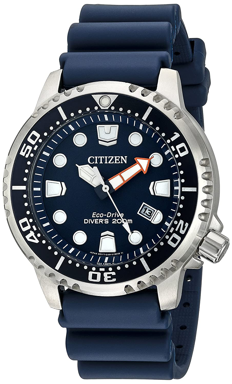 31a86d6fb1e Amazon.com  Citizen Men s Eco-Drive Promaster Diver Watch With Date ...