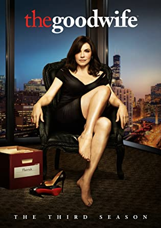 Amazon The Good Wife Season 3 Julianna Margulies Josh