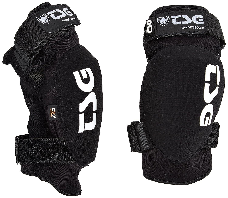 TSG elbowguardタホ2.0 D3O - 自転車用パッド 小さい 黒 B0198GAT6G