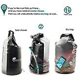 Green Elephant 2-in-1 Solar Shower Dry Bag - 5