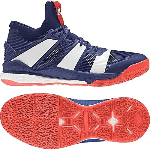 adidas Stabil X Mid, Zapatillas de Balonmano para Hombre: Amazon.es: Zapatos y complementos