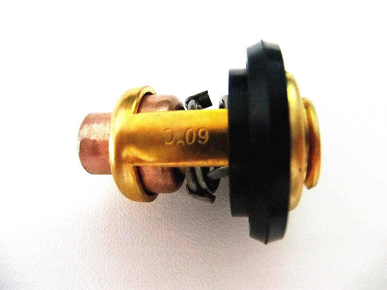 Boat Motor Thermostat 66M-12411-00-00 66M-12411-01-00for Yamaha 4-Stroke 2.5HP 4HP 8HP 15HP 30HP 40HP 50HP 60HP 70HP 80HP Outboard Engine SouthMarine
