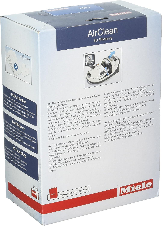 Motorschutzfilter für Miele Cat/&Dog 5000 S8 HEPA Filter Motorfilter S 8