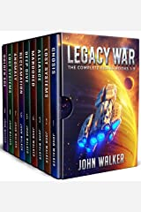 Legacy War: The Complete Series Books 1-9 Kindle Edition