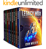 Legacy War: The Complete Series Books 1-9