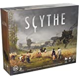 Stonemaier Games Scythe Board Game - An Engine-Building, Area Control for 1-5 Players, Ages 14+