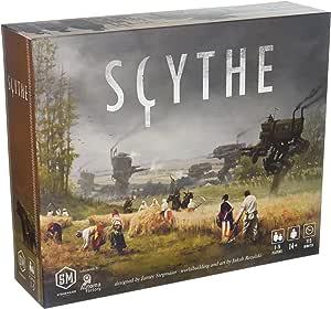 Stonemaier Games Juego de Mesa STM600 Scythe (Idioma español no ...