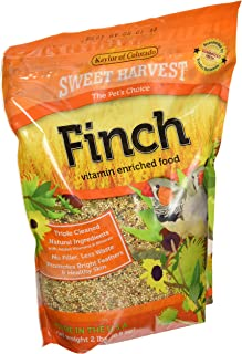product image for Sweet Harvest Vitamin Enriched Finch Food 2 LB