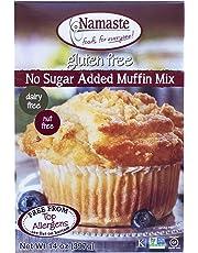 Namaste No Sugar Added Muffin Mix, 397gm (Pack of 6)