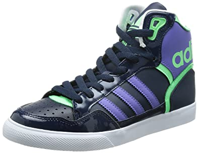 reputable site b5ad0 051be adidas Extaball Damen Hohe Sneakers, ConavyJoypurLtflgr, EUR 38 2