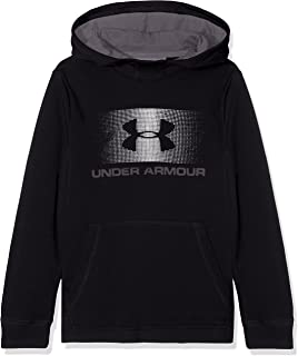 Under Armour CTN French Terry Hoody, Felpa Bambino 1306161