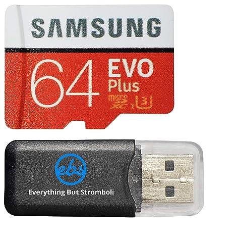 Samsung - Tarjeta de Memoria para Samsung Galaxy S9 (64 GB, Micro ...