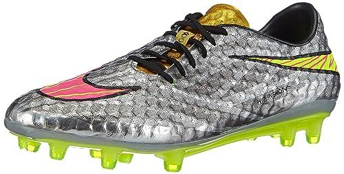 promo code e2b58 e4cd0 Nike Hypervenom Phantom Pre FG (Chrome/Hyper Pink Metalic ...
