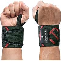 Muñequeras Deportivas Gym Profesionales - 2 Wrist Wraps
