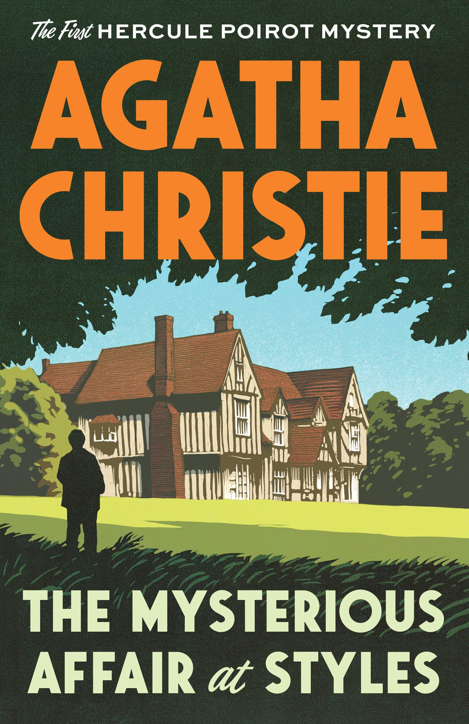 Amazon.com: The Mysterious Affair at Styles: The First Hercule Poirot  Mystery (9780525565109): Christie, Agatha: Books