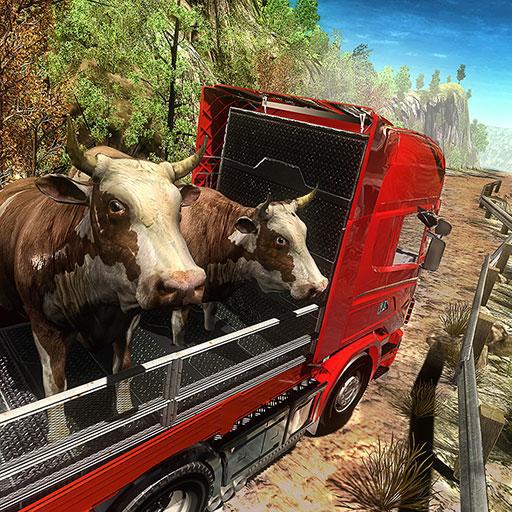 Simulador de conducción de camiones de carga Offroad Truck: American Heavy Duty Driver Transport Adventure Simulación de juego: Amazon.es: Amazon.es