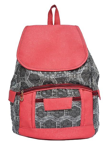 da53d75ab5 Vintage Women S Backpack Handbag(Red