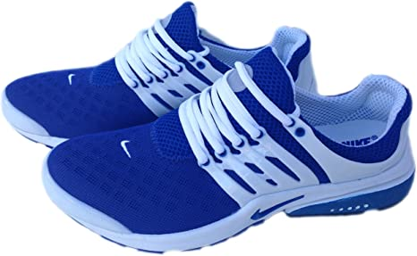 Filosófico ansiedad Onza  Nike Air Presto Blanco Azul para Mujer tamaño 5,5 Zapatillas Shox ...